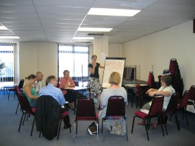 Caerphilly AW workshop Dilys